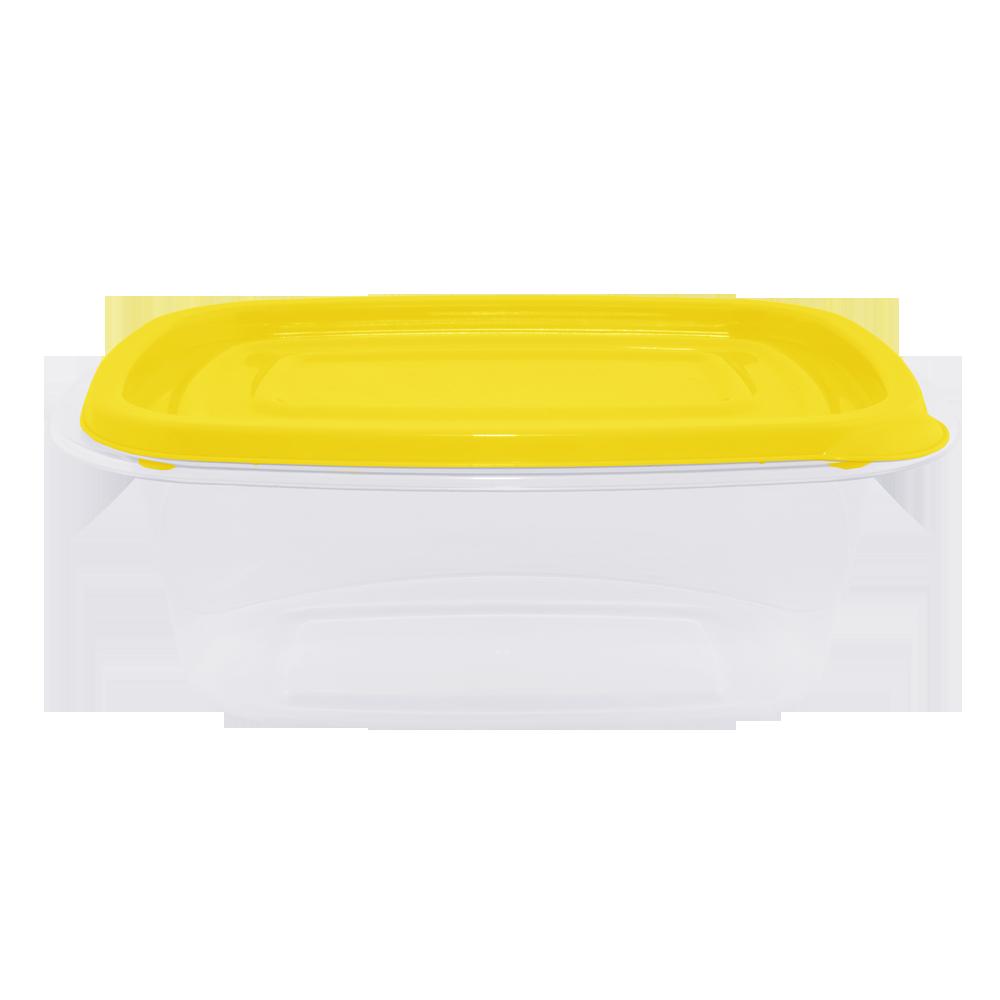 "Rectangular food storage container ""Omega"""